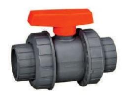 ПВХ- краны для водоснабжения с разборными окончаниями